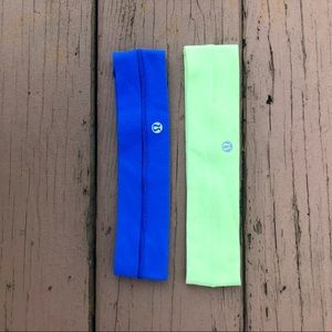 2 Pack - Lululemon Workout Sport Think Headbands